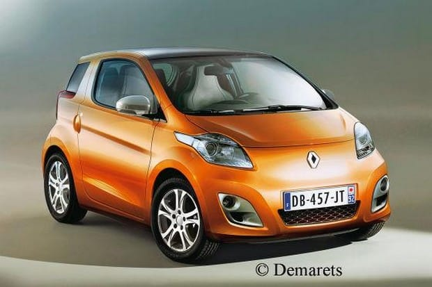 Smart by Renault?
