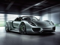 Porsche : la production de la 918 Spyder est officielle