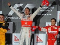 F1 : Jenson Button s'impose à Melbourne
