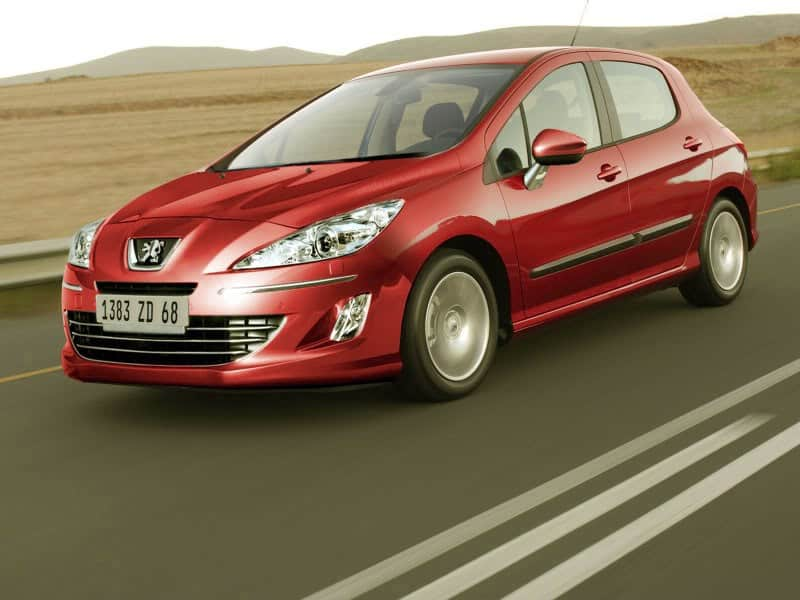 Preview Peugeot 308 2010