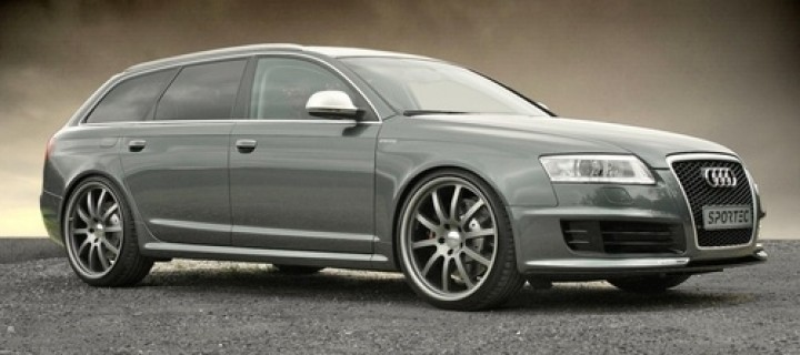 sportec pr pare une audi rs6 avant de 700 cv un break surpuissant. Black Bedroom Furniture Sets. Home Design Ideas
