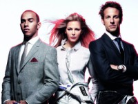 Hamilton & Button se la jouent Hugo Boss