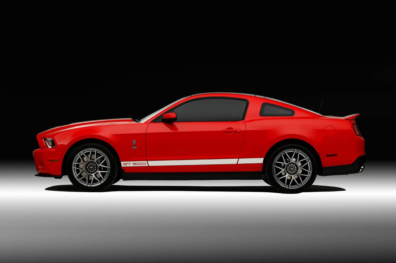ford limite la production de la mustang shelby gt500 2011 5 500 unit s. Black Bedroom Furniture Sets. Home Design Ideas