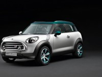 Mini : une Countryman 3 portes pour concurrencer le Land Rover Evoque
