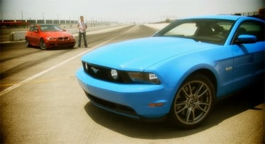 motortrend- duel ford mustang gt bmw m3 - comparatif essai- blog auto-specialist auto