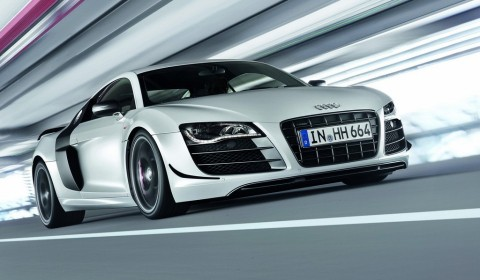 "L'Audi R8 GT mange le Ring en 7'34"", la GT3 RS reste 1 seconde plus rapide"