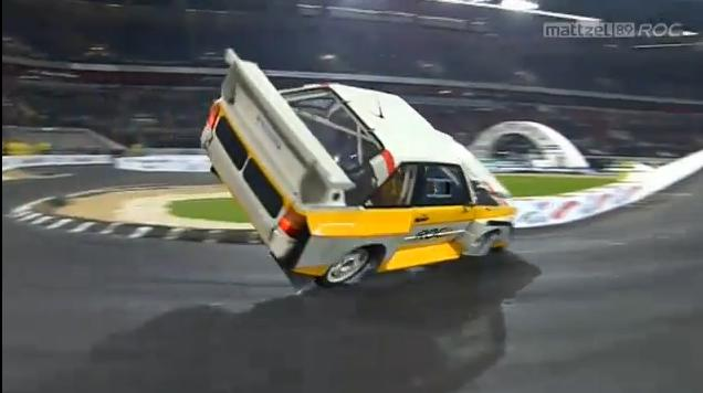 Race of Champions 2010 : Michele Mouton ou l'art de faire un tonneau …