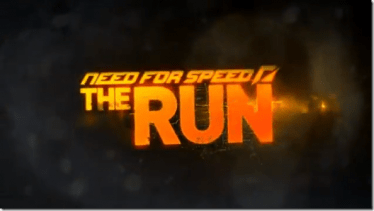 Trailer Need For Speed - The Run