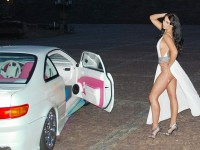 Making of : calendrier Miss Tuning 2013