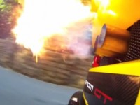 Goodwood : la Venom GT crache le feu !