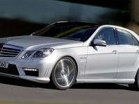 Mercedes : la prochaine E63 AMG en version 4matic