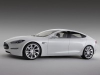 Recharger sa Tesla Model S en 30 minutes