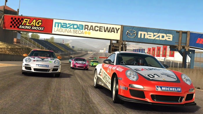Real Racing 3 enfin disponible