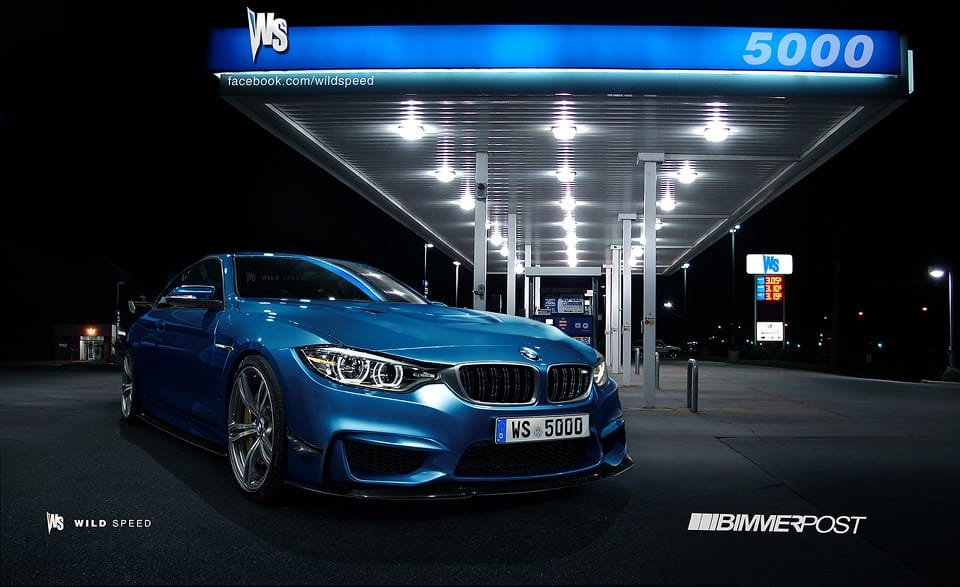 BMW M4 : un photoshop signé WildSpeed