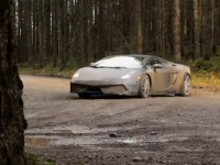 Lamborghini Gallardo WRC : dirty !!!