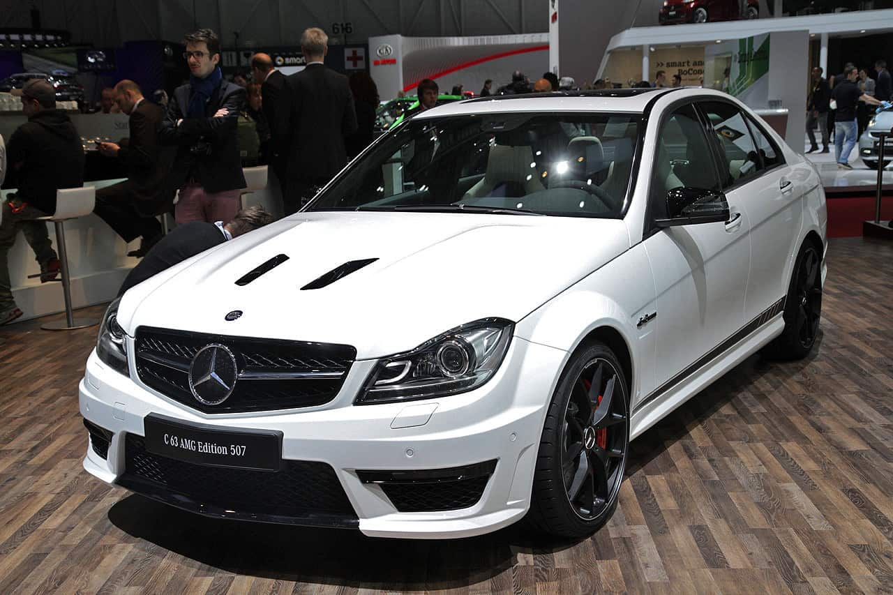 gen ve 2013 mercedes c63 amg edition 507 m fiez vous d 39 elle blog auto specialist auto. Black Bedroom Furniture Sets. Home Design Ideas