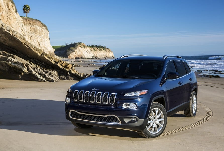 New York 2013 : Jeep Cherokee