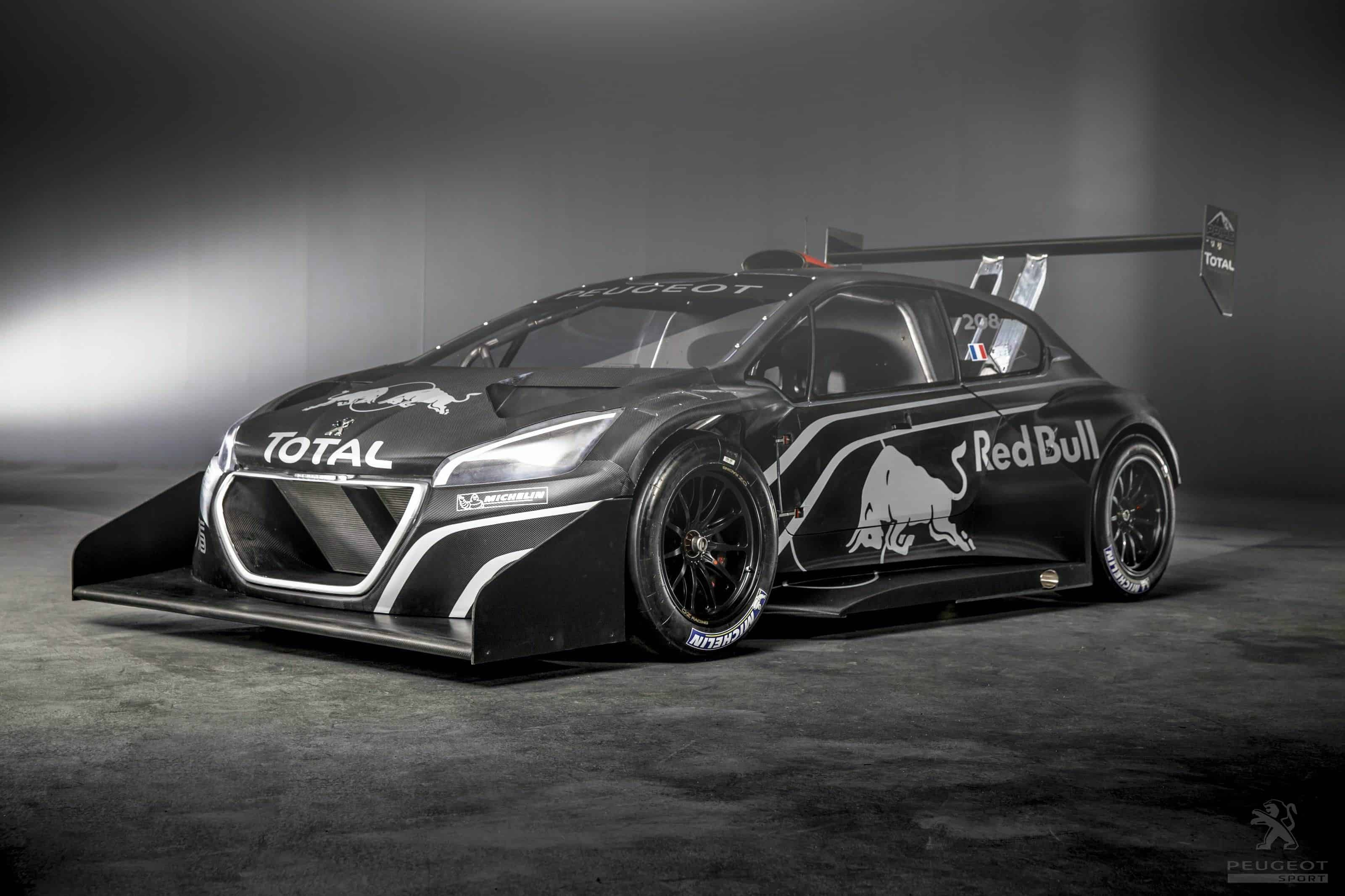 Photos : Peugeot 208 T16 Pikes Peak