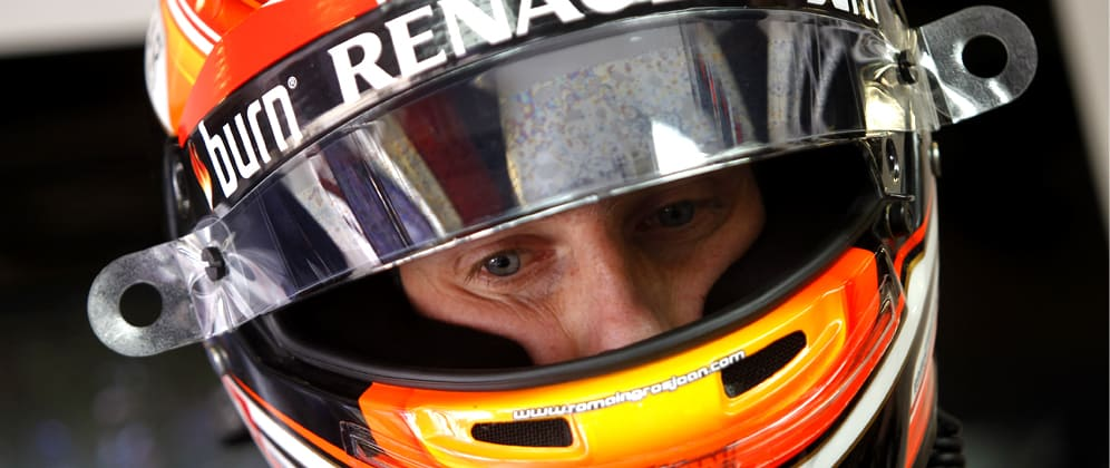 F1 2013 : Total soutient Romain Grosjean