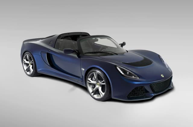 Teaser : Lotus Exige S Roadster version 2014