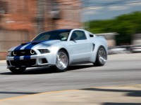 Ford Mustang : héroïne du film Need For Speed