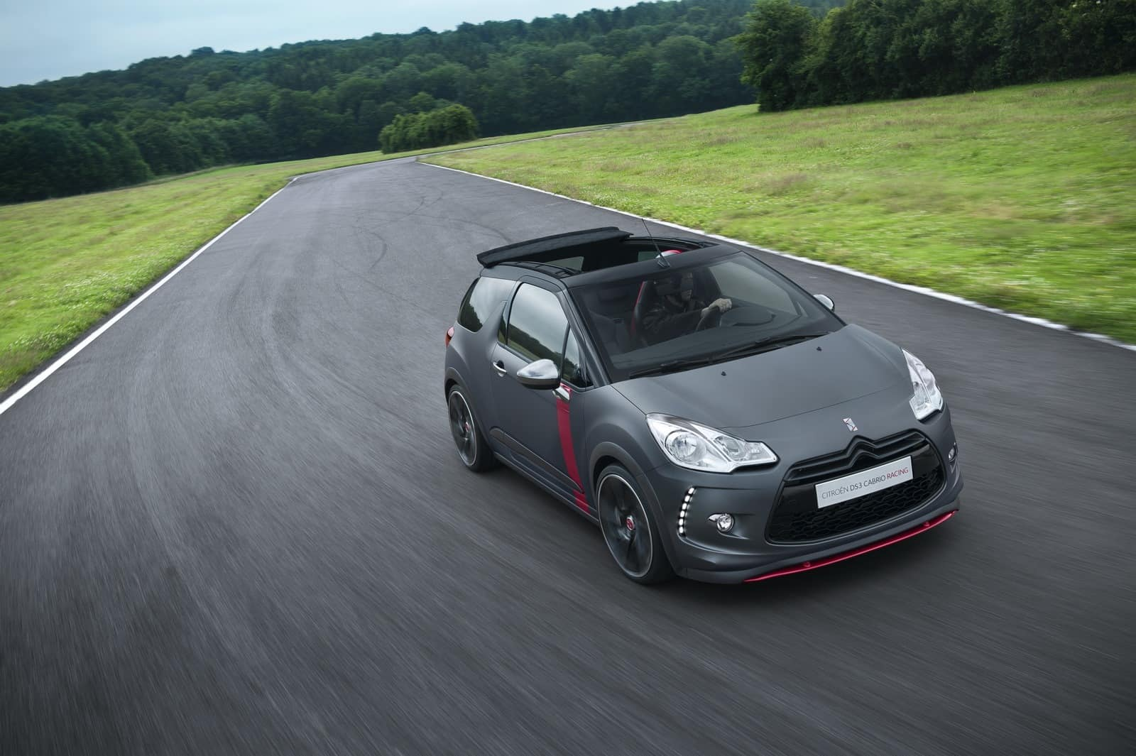 Goodwood 2013 : Citroen DS3 Racing Cabrio