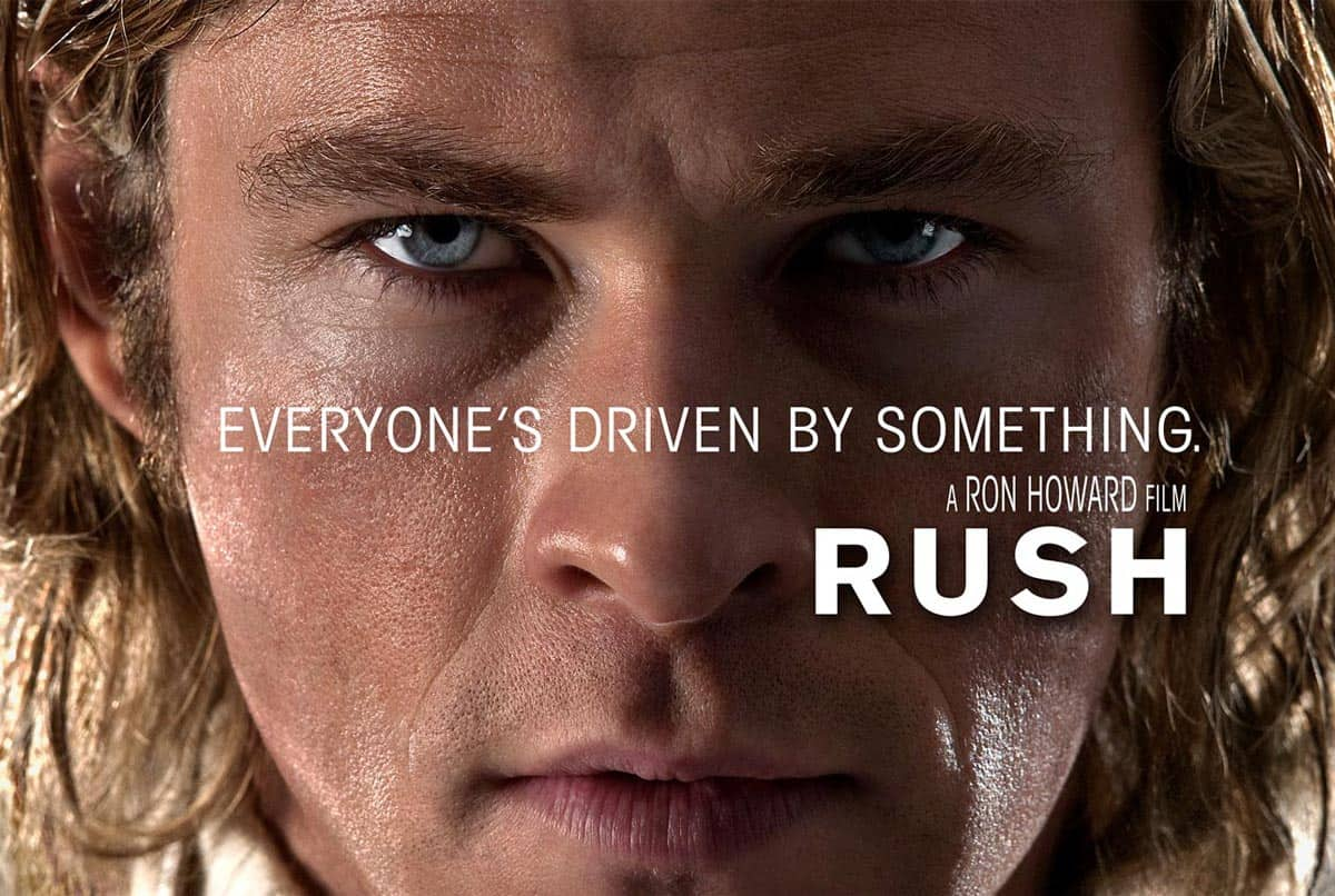 Rush : Ron Howard au volant du film