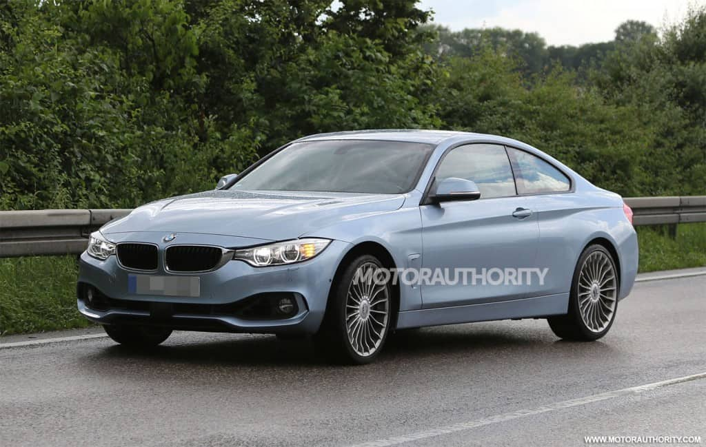 Spyshots : Alpina B4 Bi-turbo 2014