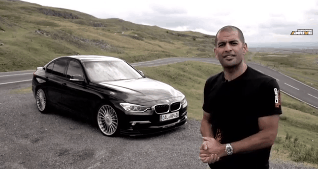 Essai : Chris Harris dompte l'Alpina B3