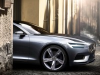 Francfort 2013 : Volvo Concept Coupe