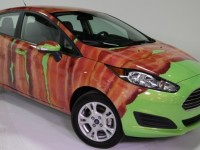 Ford Fiesta Bacon : what the fuck !!!