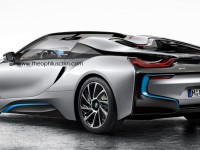 BMW i8 Spyder : Theophilus Chin imagine