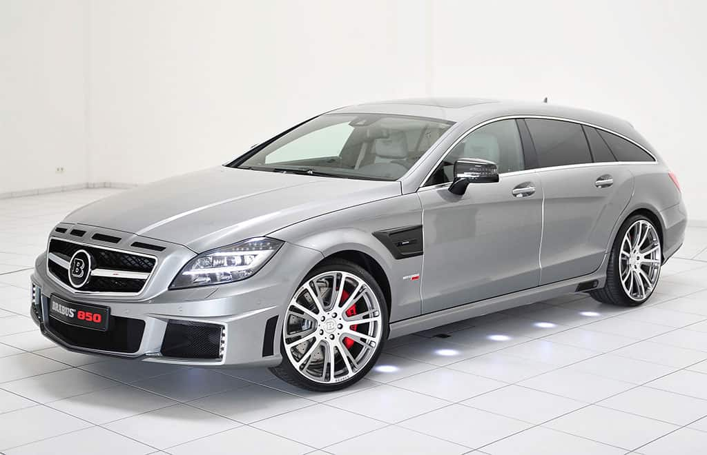 Francfort 2013 : Brabus 850 Shooting Brake [etc]
