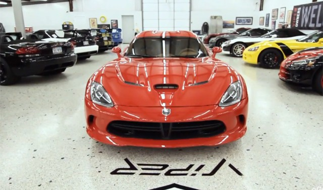 Plein les yeux #150 : la plus grande collection de Dodge Viper