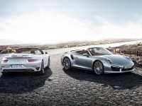 Porsche 911 Turbo Cabriolet : un max de photos