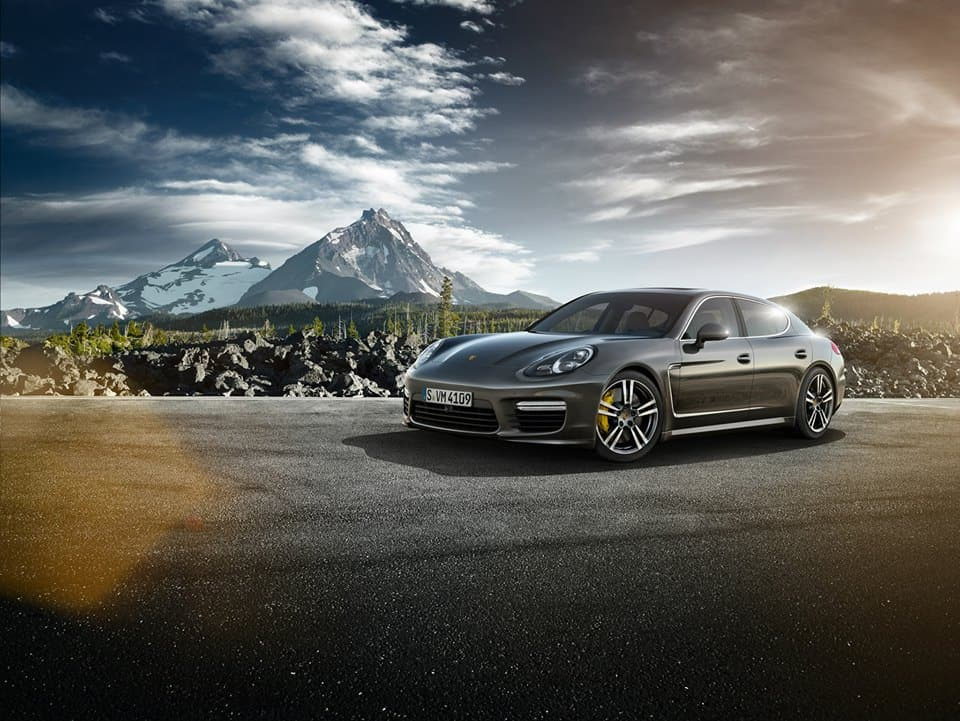 La Porsche Panamera Turbo S 2014 officiliasée !