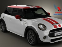 Rendu : Khalil imagine la Mini Cooper JCW 2015