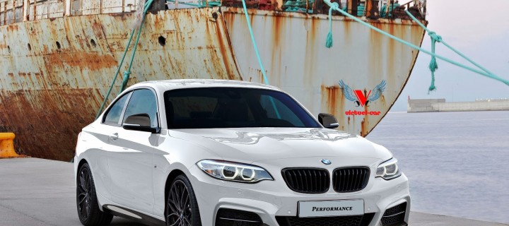 Rendu : Virtuel Car dote la BMW Serie 2 d'un pack M-Performance
