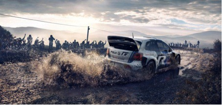 VW : le jeu Rally the world