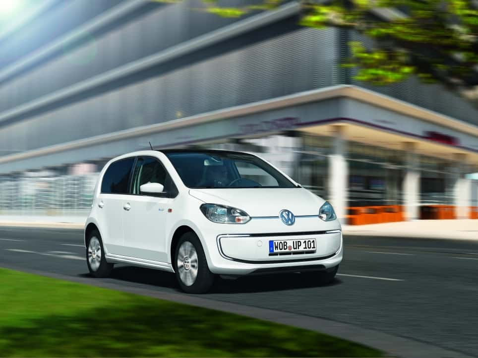 Volkswagen e-up! : par ici, l'addition