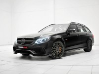 Essen Motor Show : Mercedes E63 Bi-turbo Brabus 850