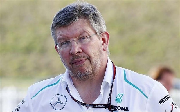 F1 2014 : Ross Brawn quitte l'écurie Mercedes