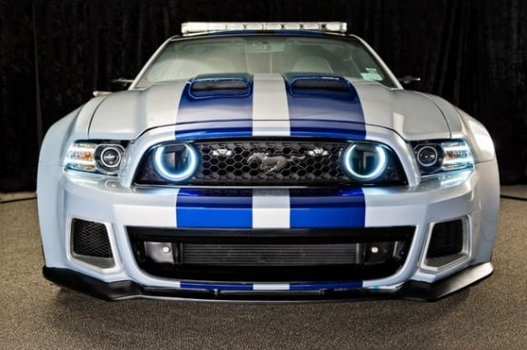 Ford Mustang Need For Speed Film