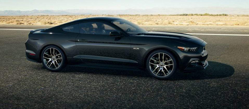 Nouvelle Ford Mustang 2014 - Ford Mustang 2015