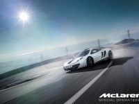 McLaren MP4-12C MSO Concept : supercar personnalisable
