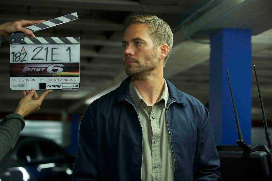 Fast & Furious : mort de Paul Walker, alias Brian O'Connor