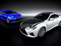 Lexus RC-F : les photos du Pack Carbon