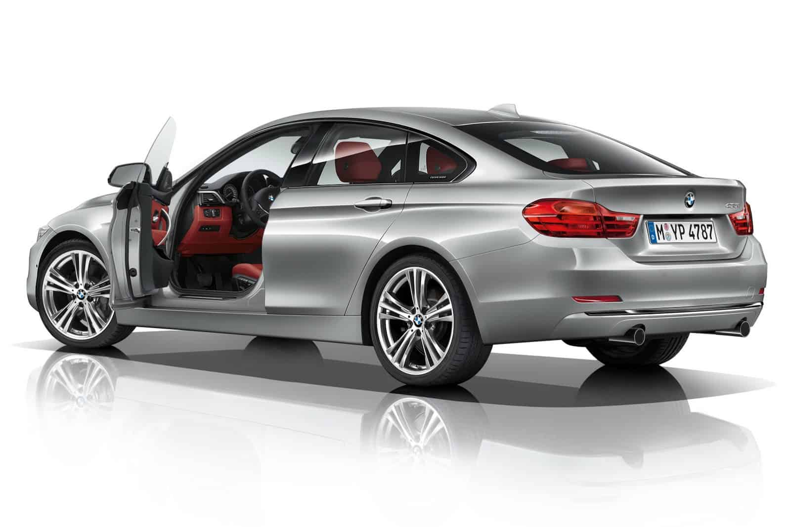 bmw serie 4 gran coup pr sentation officielle. Black Bedroom Furniture Sets. Home Design Ideas