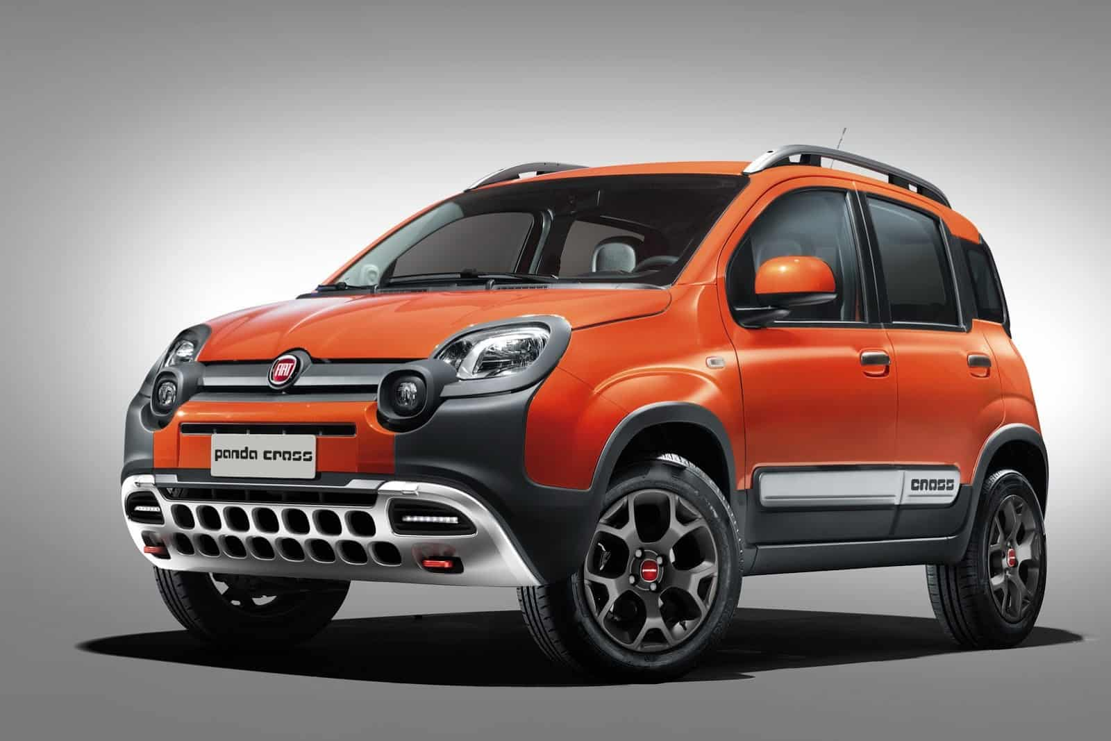 Fiat Panda : la version Cross fait son come-back