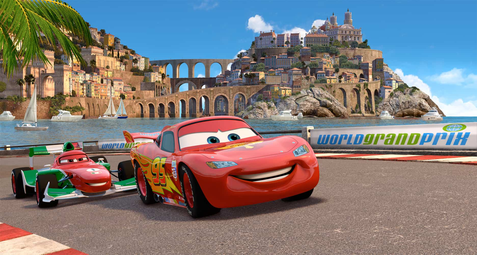 Cinéma : Disney confirme la production de CARS 3